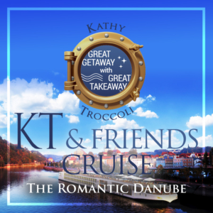 KT & Friends Cruise - 2020 Romantic Danube River Cruise