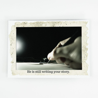 He is Still Writing Your Story - Expressions by Kathy Troccoli