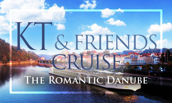 KT & Friends Cruise - The Romantic Danube