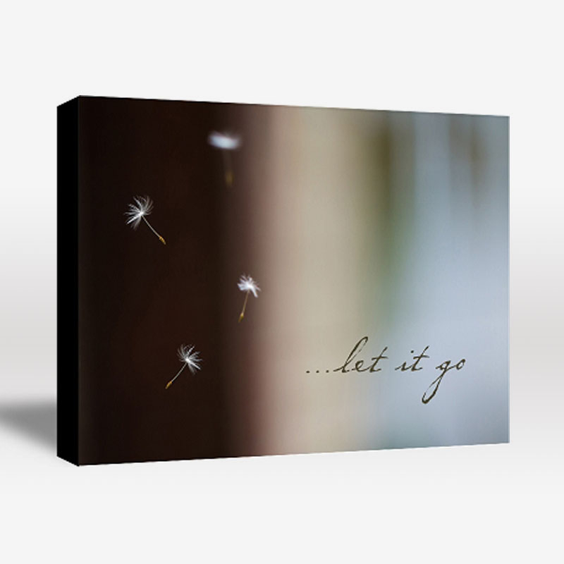 Life-Giving Art - Let it Go - Kathy Troccoli