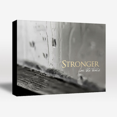 Life-Giving Art - Stronger for the Tears - Kathy Troccoli