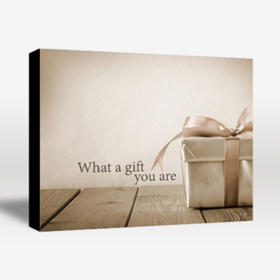 Life-Giving Art - What a Gift You Are - Kathy Troccoli