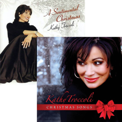 Kathy Troccoli Christmas CD Package