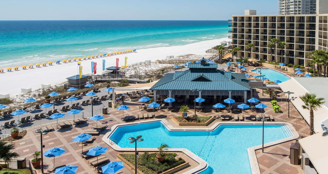 Retreats with Kathy Troccoli - October 1-4: Hilton Sandestin Beach Golft Resort & Spa