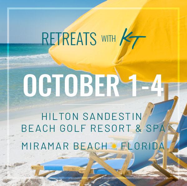 Retreats with KT: Florida 2020